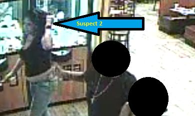 A second suspect. | Courtesy of Southington police