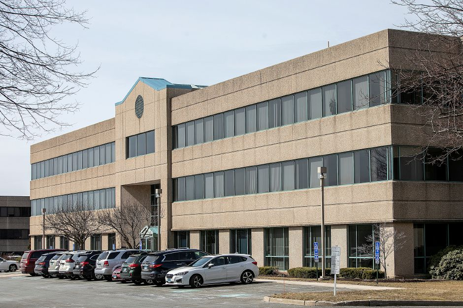 Infinex Financial Group is located in the Meriden Executive Park at 538 Preston Ave. in Meriden. Dave Zajac, Record-Journal