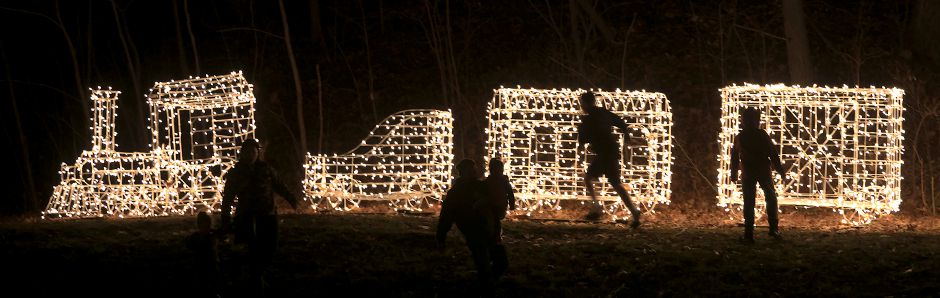 PHOTOS: Hubbard Park's Festival of Silver Lights over the years