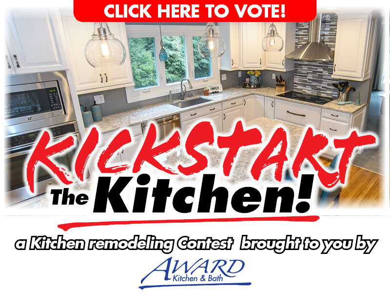 Does Your Kitchen Need a Kickstart?!