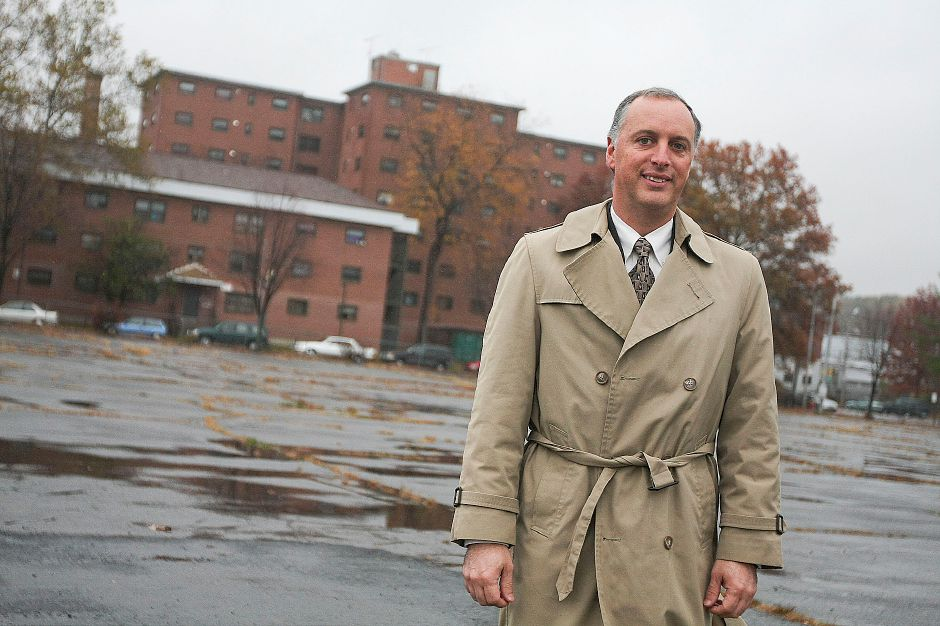 FILE PHOTO: Meriden Housing Authority Executive Director Rob Cappelletti. (Matt Andrew/ Record-Journal)