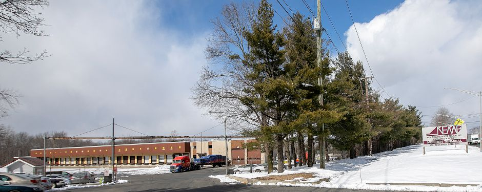 New England Motor Freighter Inc., 475 Research Pkwy., Meriden, Wed.
