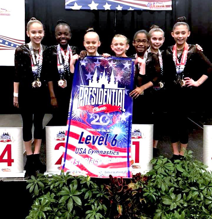JAG Level 6 team takes 1st place at the Presidential Classic in Orlando, Fla.