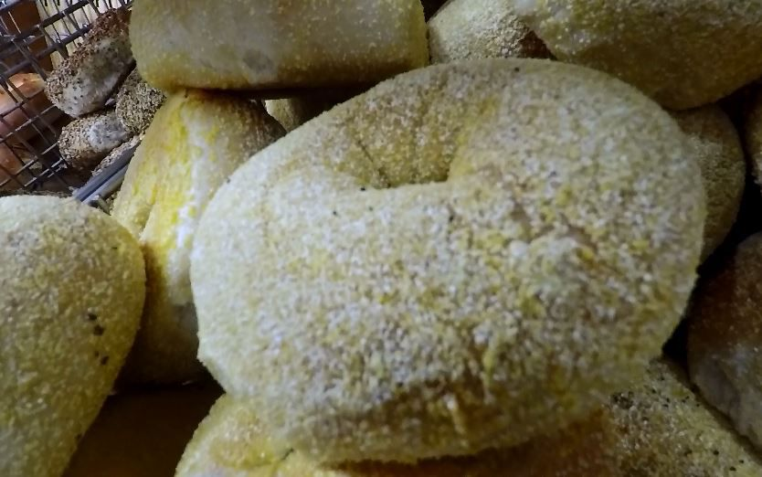 A variety of bagels at Fancy Bagels, 405 Queen St., Southington. |Ashley Kus, Record-Journal