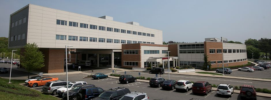 MidState Medical Center in Meriden, seen here in May, is turning 20 years old. Dave Zajac, Record-Journal
