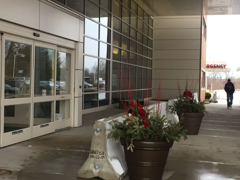 Hartford HealthCare To Install Permanent Barriers At MidState Medical  Center In Meriden After Middlesex Hospital Crash