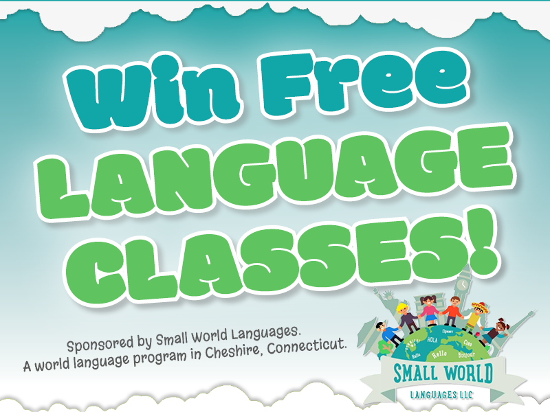 WIN FREE LANGUAGE CLASSES!