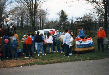 1988 Daffodil Festival | Courtesy of the Daffodil Festival Committee