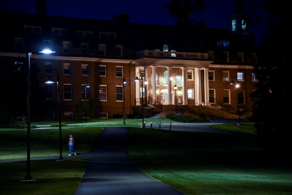 The campus of Choate Rosemary Hall. Matthew Zabierek, Record-Journal