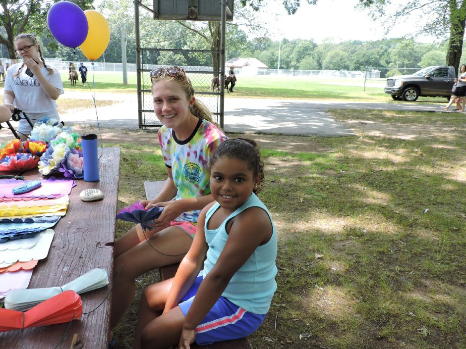 Plainville Fun Day at the Park, August 11, 2017. | Christine Huskes / Special to the Record-Journal
