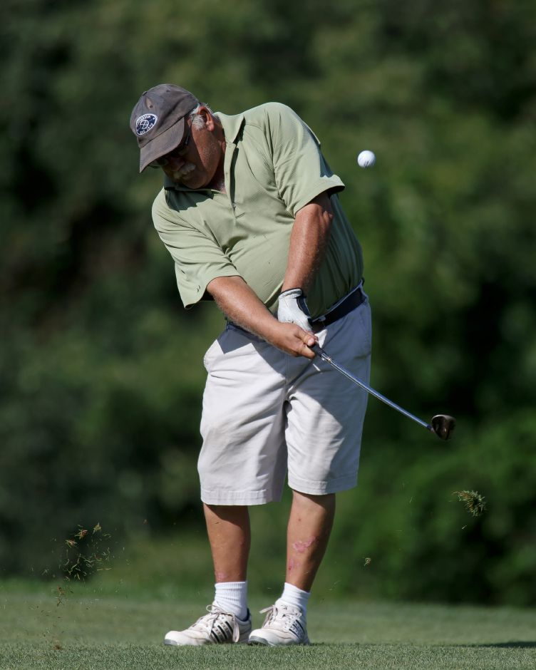 Kevin Grobsky will be among the former champs playing at the Meriden Golf Championships this weekend at Hunter Golf Club. | Justin Weekes / Special to the Record-Journal