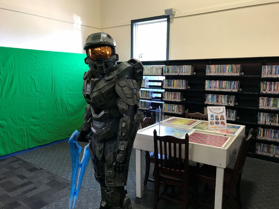 The Southington Public Library held its annual ComicCon on Saturday, one of its most popular yearly events. | Steven Scarpa, special to the Record-Journal