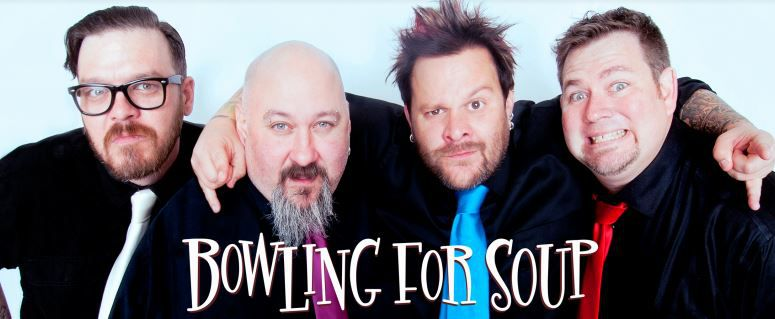 Bowling For Soup.
