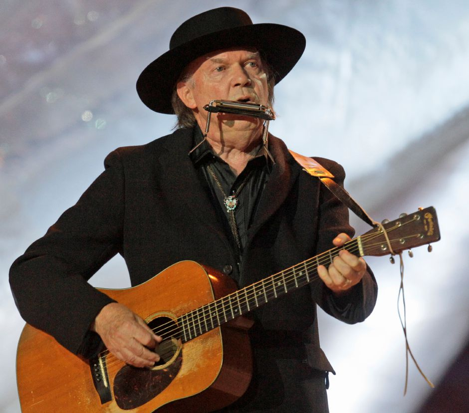 Willie Nelson, Neil Young, John Mellancamp and Dave Matthews, Sept. 22, Xfinity Theatre, Hartford.