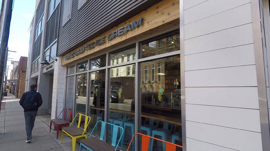 Milkcraft, 280 Crown St., New Haven. |Ashley Kus, Record-Journal