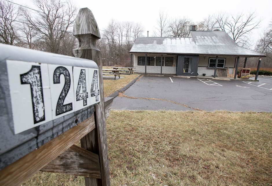 A restaurant under renovation at 1244 Meriden Ave. in Southington, Wednesday, March 7, 2018. Dave Zajac, Record-Journal