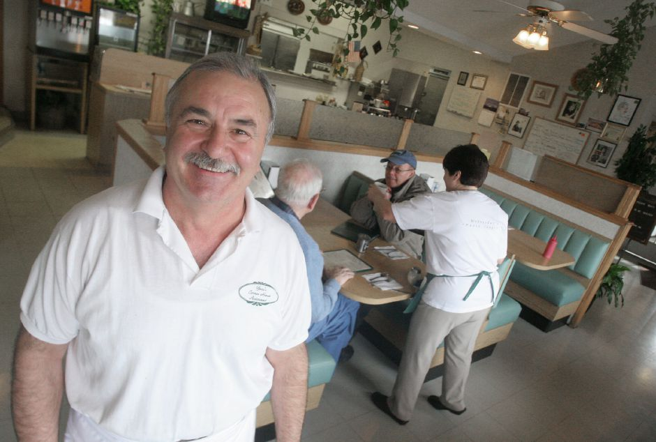 Pat DeMarco, co-owner of Gene