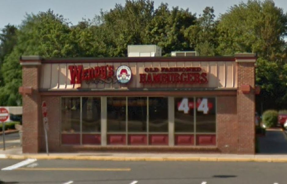 off duty worker charged with threatening staff at wendy s in meriden