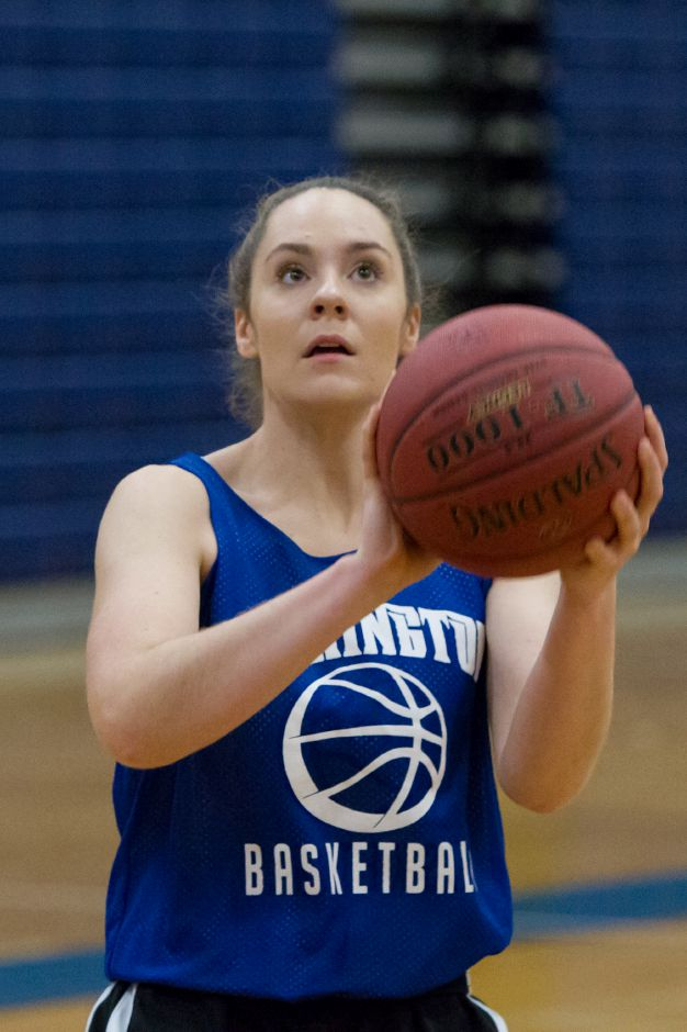 Janette Wadolowski is the lone returning senior for Southington, which reached last year's Class LL quarterfinals. Wadolowski has had a solid career despite injuries that cost her time as a freshman and junior. She is heading to Tufts University. Justin Weekes, Special to the record-JournalJournal