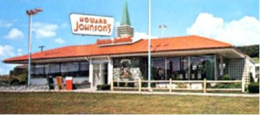 1960s: The former Howard Johnson