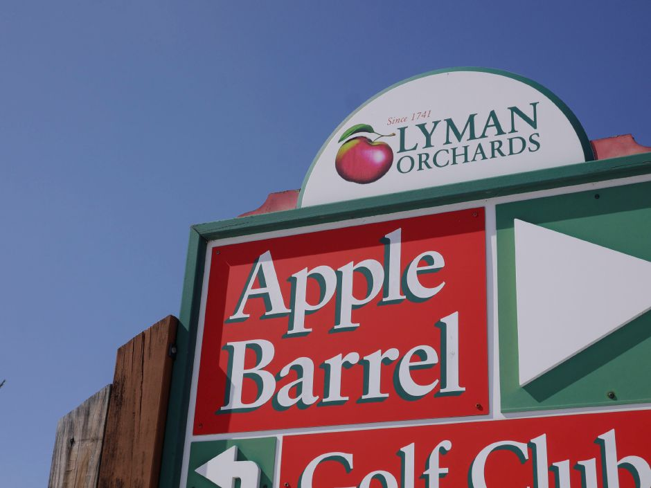 The Apple Barrel, 32 Reeds Gap Rd. in Middlefield, pictured March 11, 2019. The Lyman Orchards