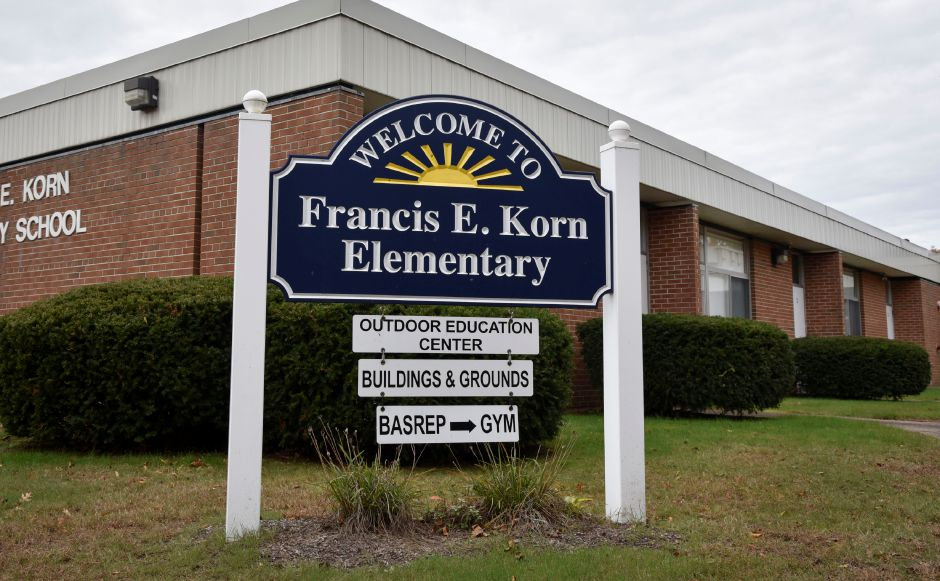 Korn School, 144 Pickett Ln, in Durham, on Monday, Oct. 22, 2018. | Bailey Wright, Record-Journal