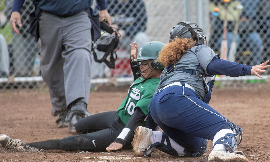 The Platt-Maloney softball game scheduled for Monday night at the Dunn Sports Complex has been postponed to Wednesday. Same location. Same 7 p.m. start time. |Dave Zajac, Record-Journal