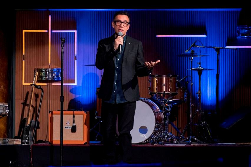 Original Comedy: Fred Armisen: Standup for Drummers, Feb. 6