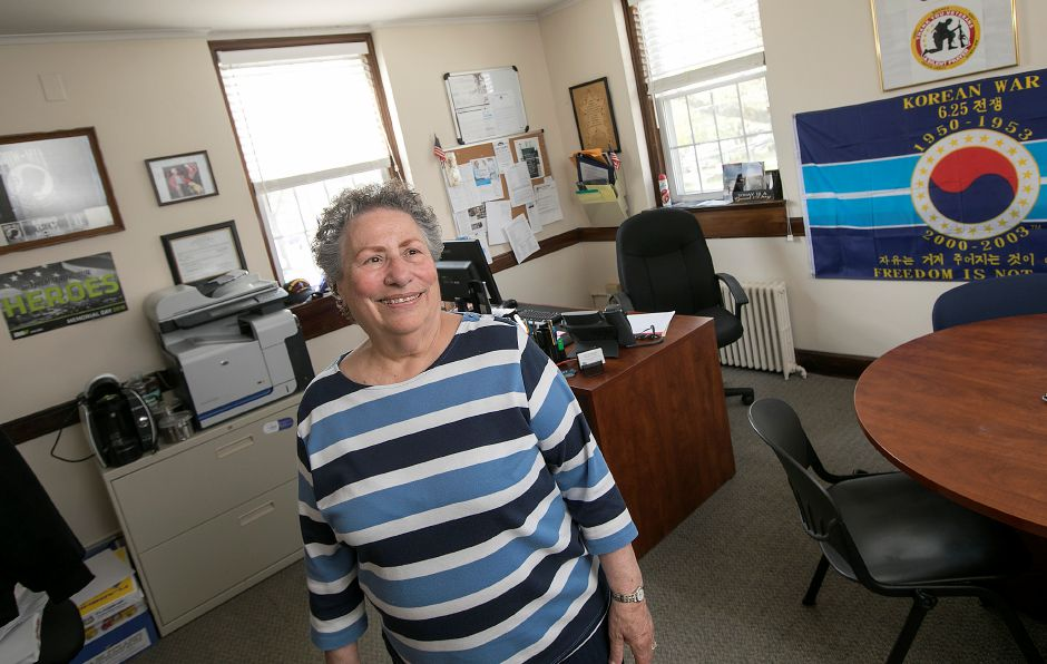 Veterans Office Opens In Southington Town Hall