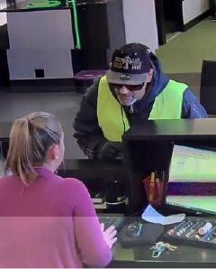 Surveillance photos from a October 2016 robbery at TD Bank on East Main Street in Meriden.