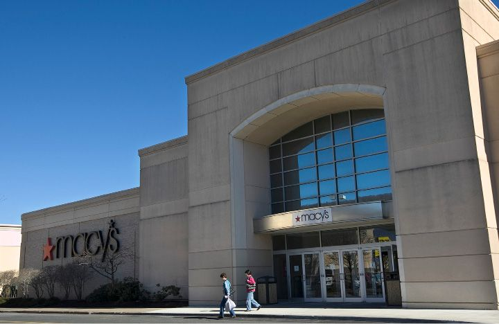The Westfield Meriden mall. | Dave Zajac, Record-Journal