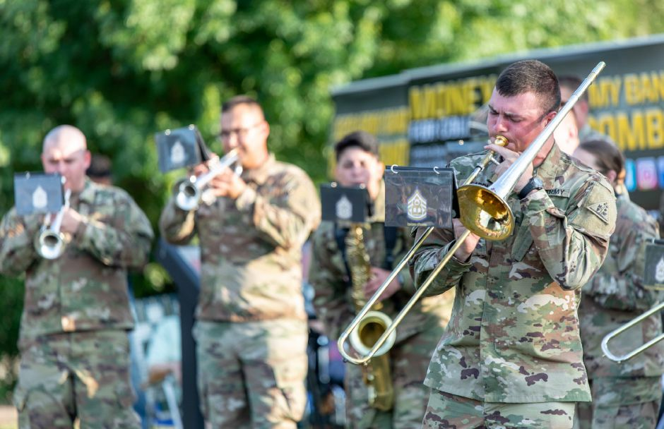 The 102nd Army Band