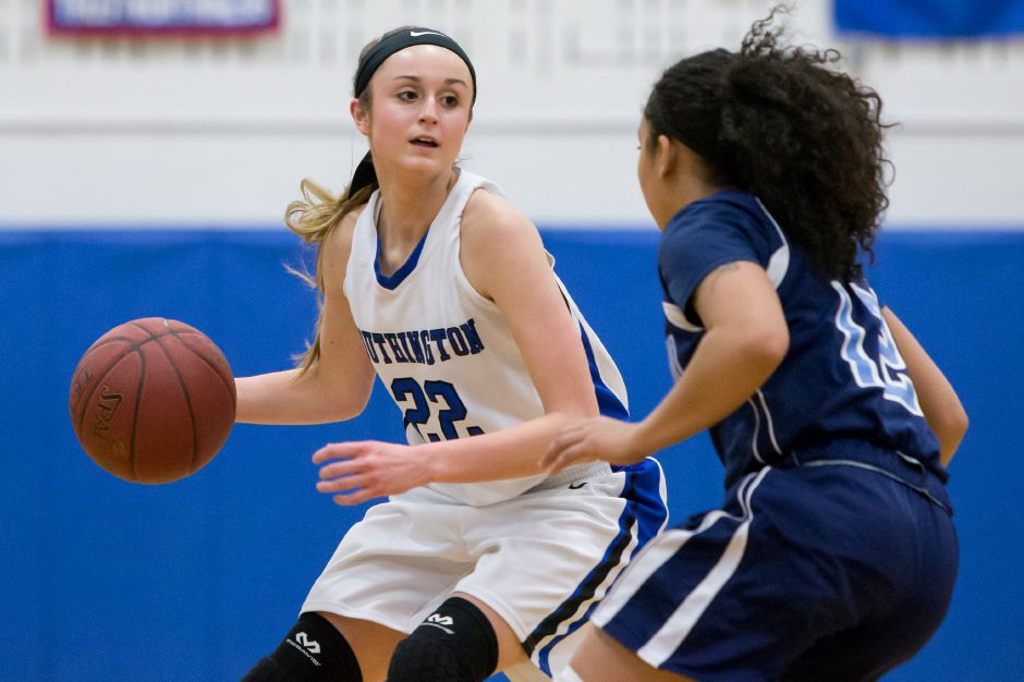 college signing: southington's meier bound for bentley basketball