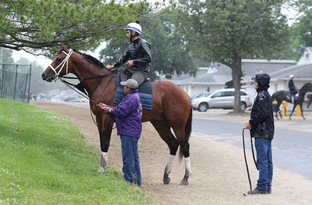 Horse racing: Maximum Security to race for first time since