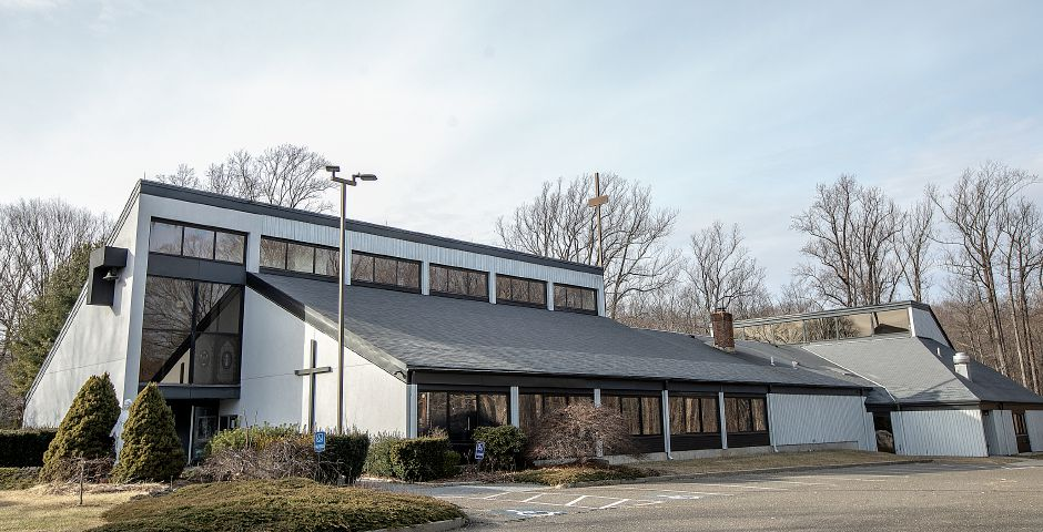 Church of the Epiphany Roman Catholic Church at 1750 Huckins Rd. in Cheshire, Mon. Feb. 11, 2019. Dave Zajac, Record-Journal