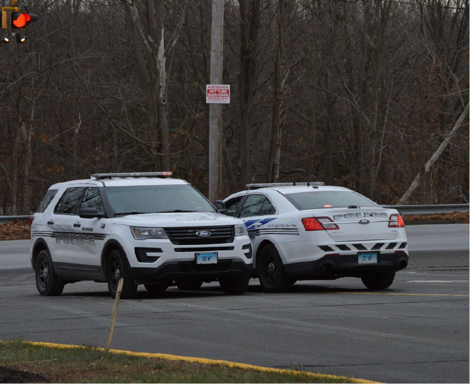 Four people were injured and two people were killed in a shooting at the Oakdale Theatre in Wallingford on Dec. 30, 2016.
