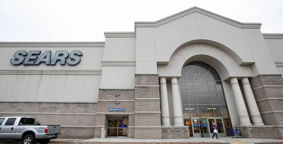 Sears in the Westfield-Meriden shopping mall, Friday, Nov. 9, 2018. Dave Zajac, Record-Journal