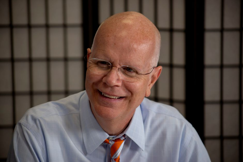 Comptroller Kevin Lembo | Richie Rathsack, Record-Journal