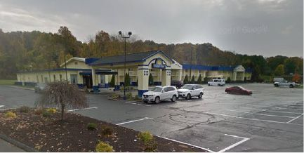 Present: Days Inn now occupies the former Howard Johnson