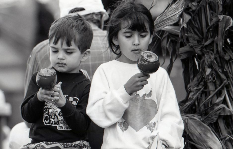 The 1993 Apple Harvest Festival.