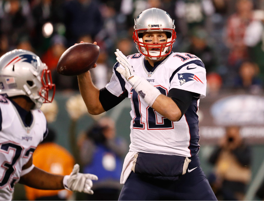 "The ghost of ""Deflategate"" has emerged this week as New England prepares to host the Ravens on Monday night. Nevertheless, Tom Brady says it"