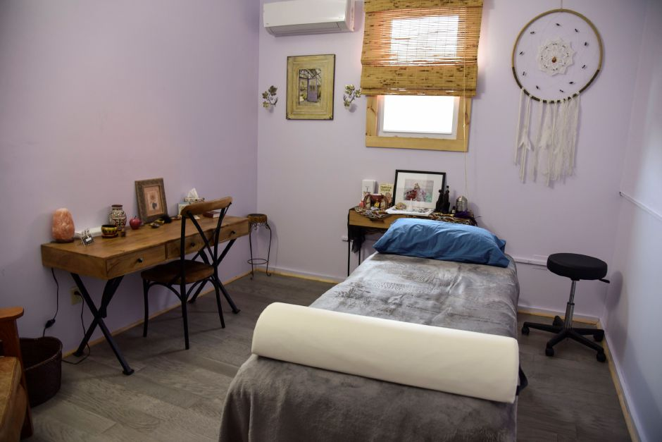 Red Barn Wellness Center, pictured on Jan. 4, opened in September at 352 Main St. in Durham. | Bailey Wright, Record-Journal