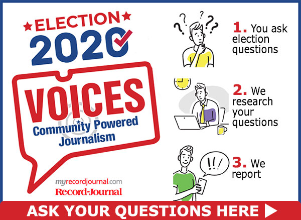 Voices message. Submit a question for our newsroom
