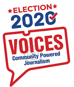 Voices Election Logo