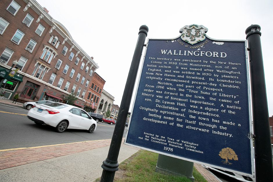 The 350th anniversary celebration of the Wallingford's founding has been postponed due to the coronavirus virus. | File photo.