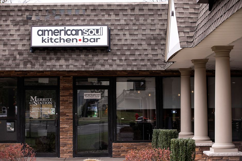 Americansoul Kitchen Bar at 164 Scott St. in Meriden, Tues., Nov. 12, 2019. Dave Zajac, Record-Journal