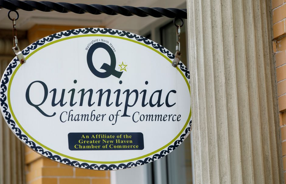 Offices of the Quinnipiac Chamber of Commerce at 50 N. Main St., Wallingford, Tues., Mar. 16, 2021. Dave Zajac, Record-Journal