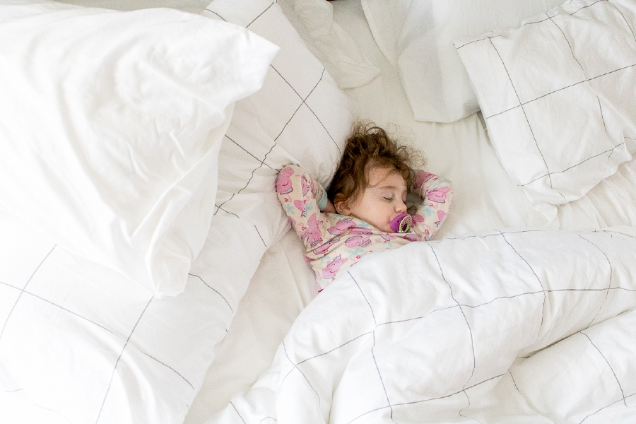 Tips to sleeping like a kid. |Caitlin Houston, special to Record-Journal
