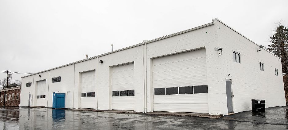 The former Servpro at 1254 S. Broad St., Tues., Feb. 11, 2020. A local auto dealership plans to expand its off-site vehicle storage to the Route 5 location. Dave Zajac, Record-Journal