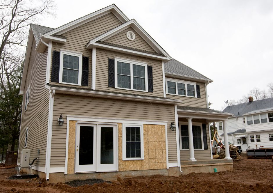 FILE PHOTO: A 2,200 square foot model home of Hillcrest Village behind 544 Meriden Waterbury Turnpike in Southington, Wednesday, April 22, 2015. | Dave Zajac / Record-Journal